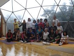muchas gracias a los 22 yogis y yoguinis que apoyaron con 190 000 pesos a los medicos sin fonteras