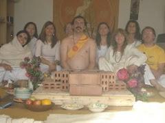 homa en la casa de yoga patagOM 12.1.