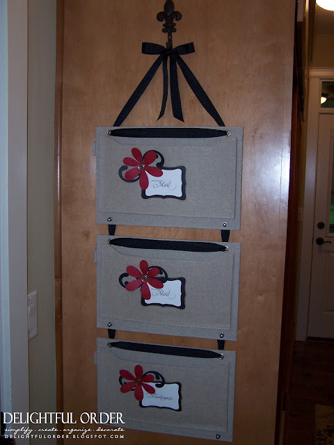 delightful order mail organizer tips on hanging more. Black Bedroom Furniture Sets. Home Design Ideas