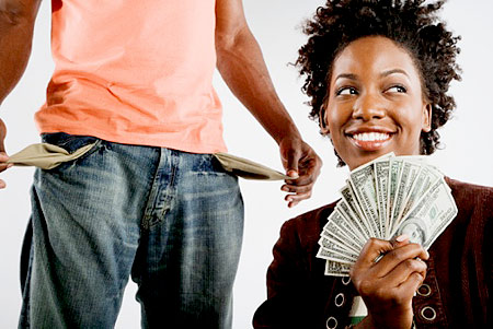 7 Ways to Better Spend Your Husband's Money