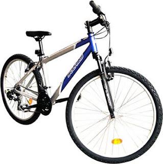 Basikal Baru Aku..