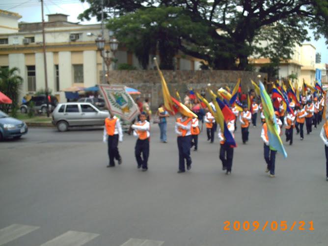 DESFILE 21 DE MAYO 2009