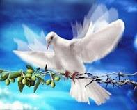 """Selinho 'Paz no mundo"""""""