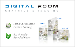 Greeting Cards Printing Giveaway from DigitalRoom.com