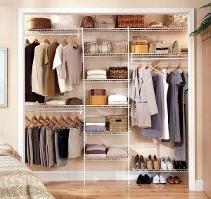Superieur Closet Organizers Canada, The Northern Method For Closet Storage Systems