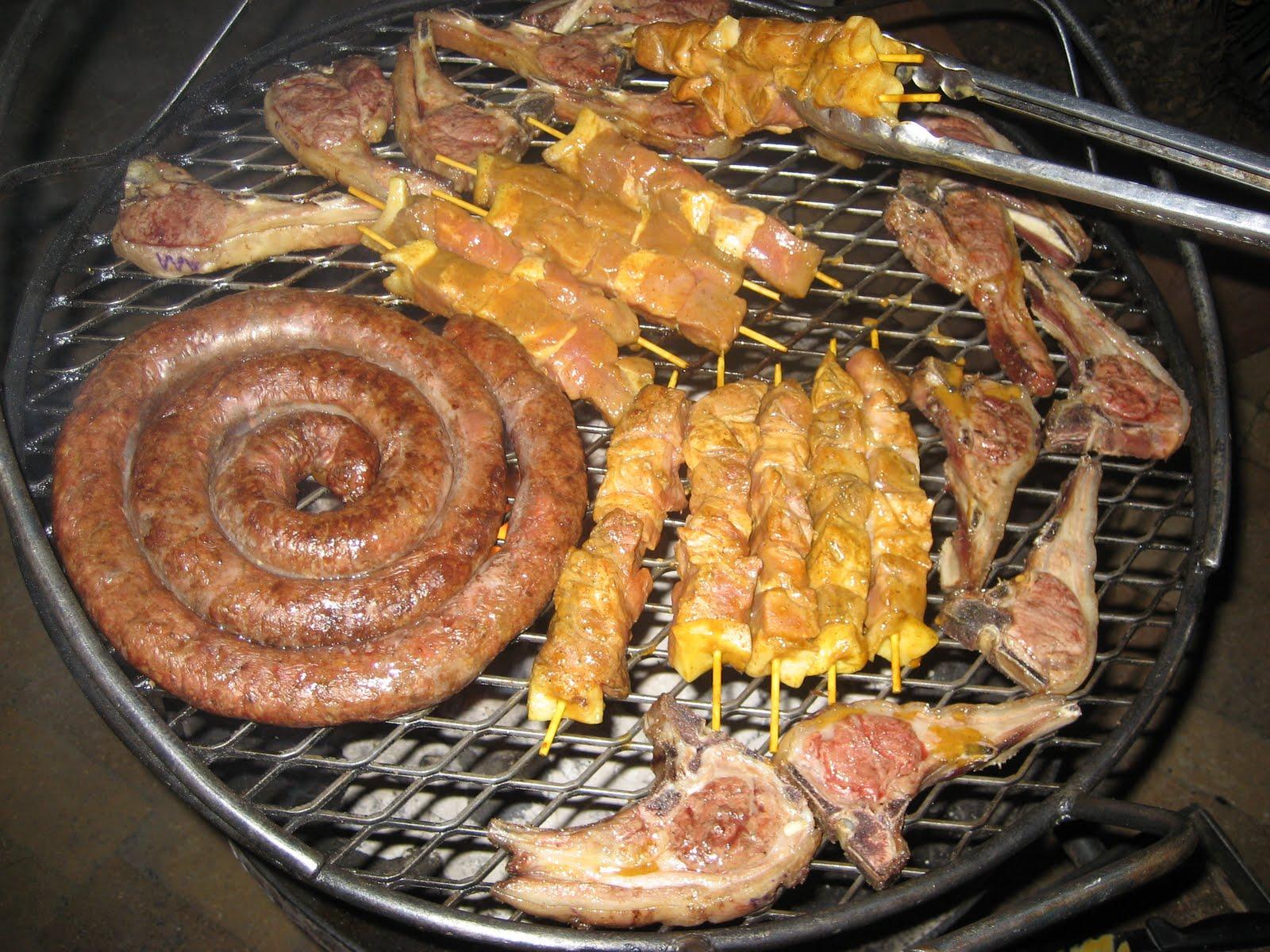 Rumo copa comida que vamos provar na africa do sul for Afrikaans cuisine