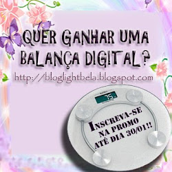 Sorteio do Blog Light Bela 2