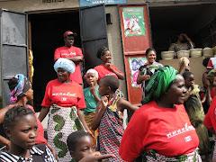 Mwenge Wa Uhuru Ceremony