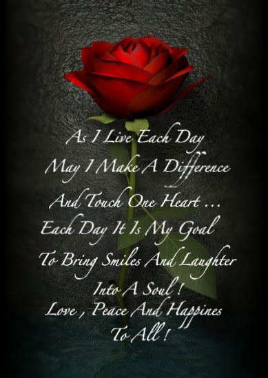 My Love Heart Touching Quotes