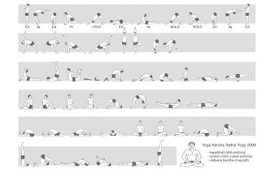 Posições da Yoga 2