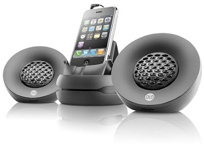 iPhone-shielded Portable Speakers