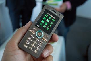 Sony Ericsson's GreenHeart