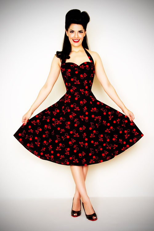 I do ... Inspiration {What to Wear Wednesday} Rockabilly ...