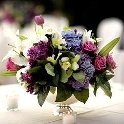 I Do Inspiration Floral Friday Dark Blue Burgundy