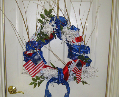 Annieinaustin,Obama wreath