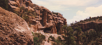 Annieinaustin, Gila Cliff Dwellings