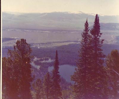 Annieinaustin, lake view Tetons