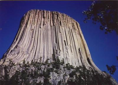 Annieinaustin, Devils's tower 1990's