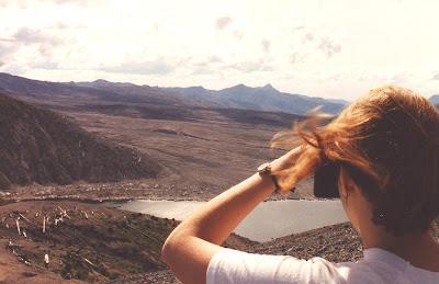 Annieinaustin, Mt St Helens 1990's