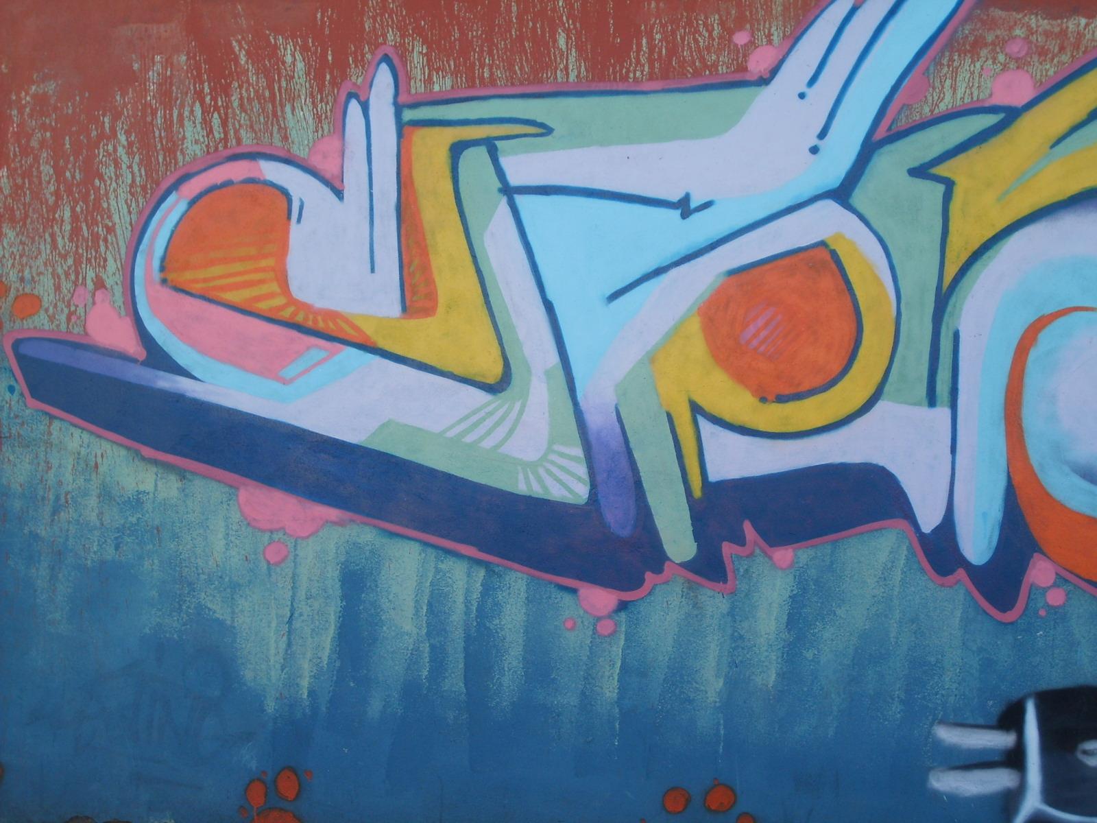 Graffiti de Kuriko