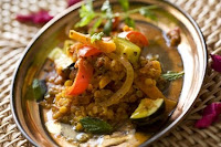 easy lentil curry Quick Easy Vegetable and Lentil Curry Recipe