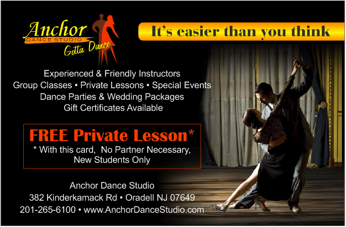 Anchor Dance Studio - Oradell, NJ