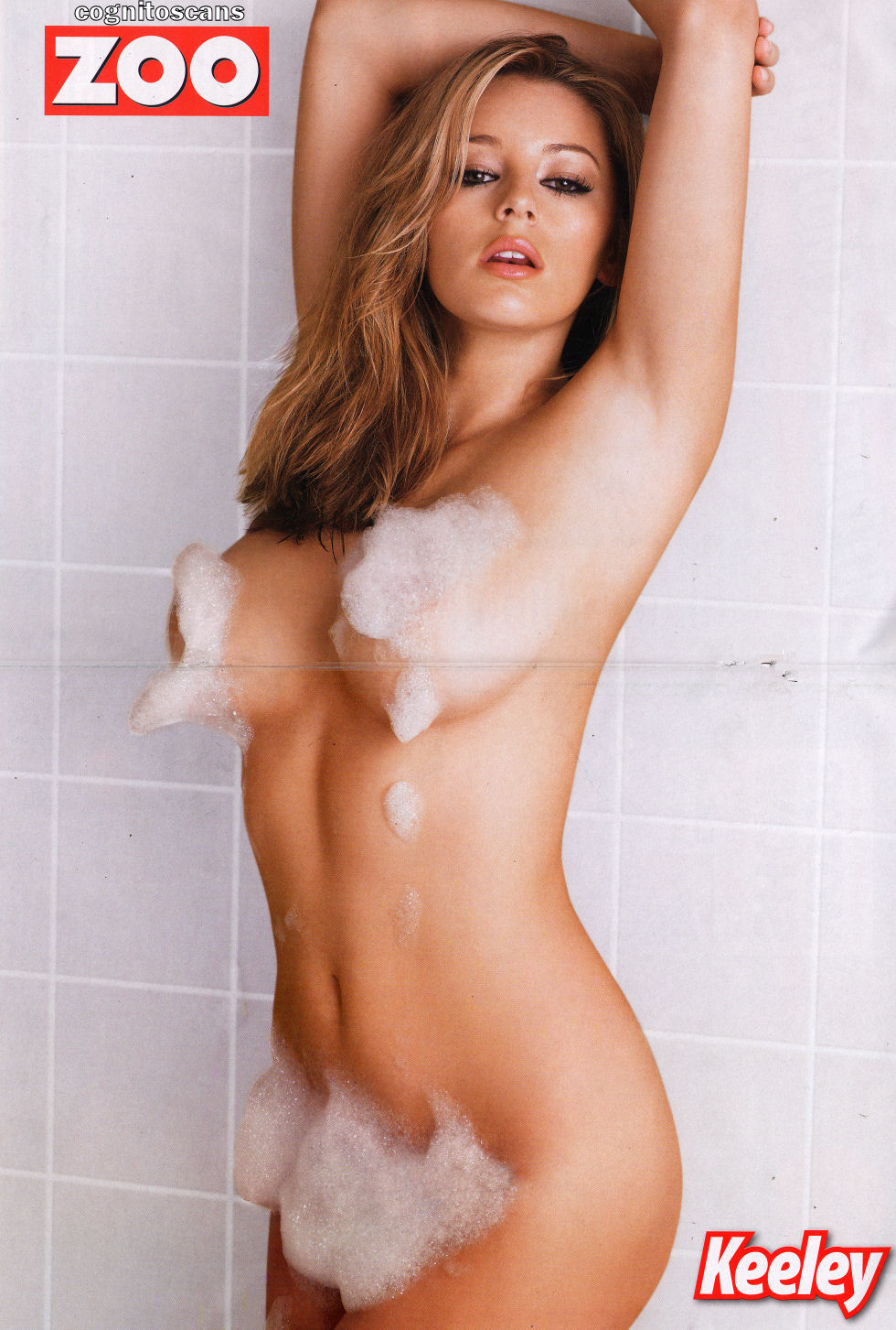 Keeley Hazell Hot