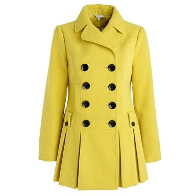 Find great deals on eBay for yellow pea coat. Shop with confidence.