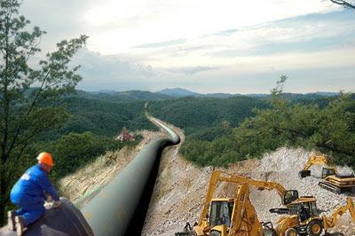 Il progetto Snam del gasdotto appenninico finisce al Parlamento europeo