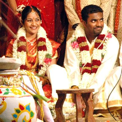 Murali Wife Photos of Cricketers Wifes : Cricketers Wives and Girl Friend Pics,Images