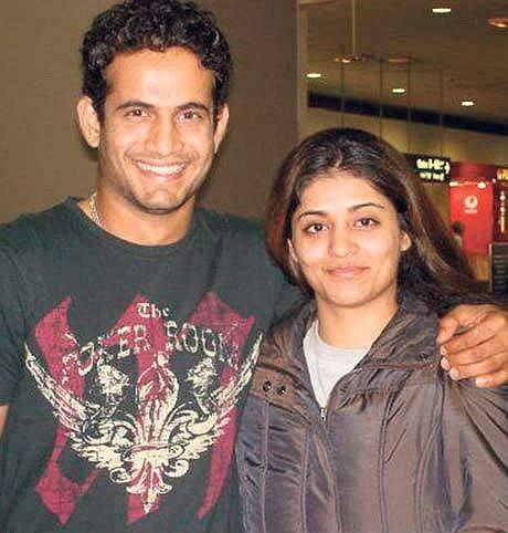 Irfan Pathan Shivangi Dev Australia Marry 010709 Photos of Cricketers Wifes : Cricketers Wives and Girl Friend Pics,Images