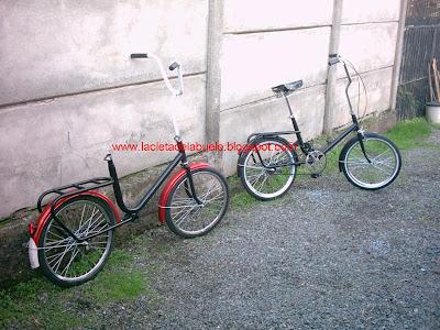 La cleta del abuelo venta restauracion y recuperacion de for Bicicletas antiguas nuevas