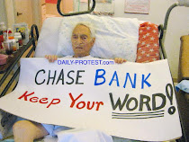 DAY-8, CHASE BANK PROTEST