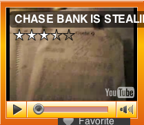 CHASE BANK USES PARALLEL FORECLOSURE TO STEAL THIS MANS HOUSE JUST LIKE THE COUPLE IN PHOENIX.