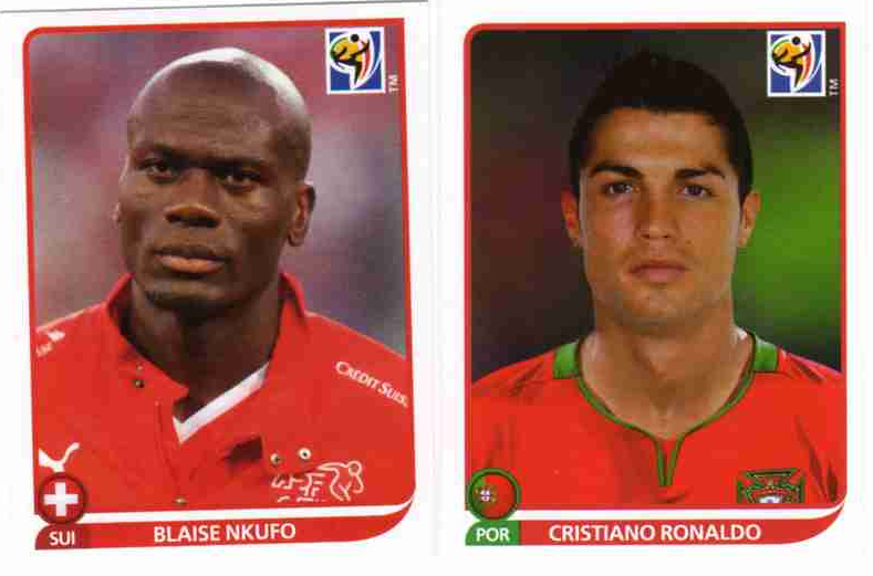 *2010 Panini South Africa World Cup Soccer Cards Team Set Slovenska REP 3