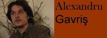 Alexandru Gavriş