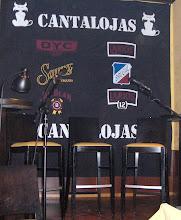 La Gata Literata.CANTALOJAS.