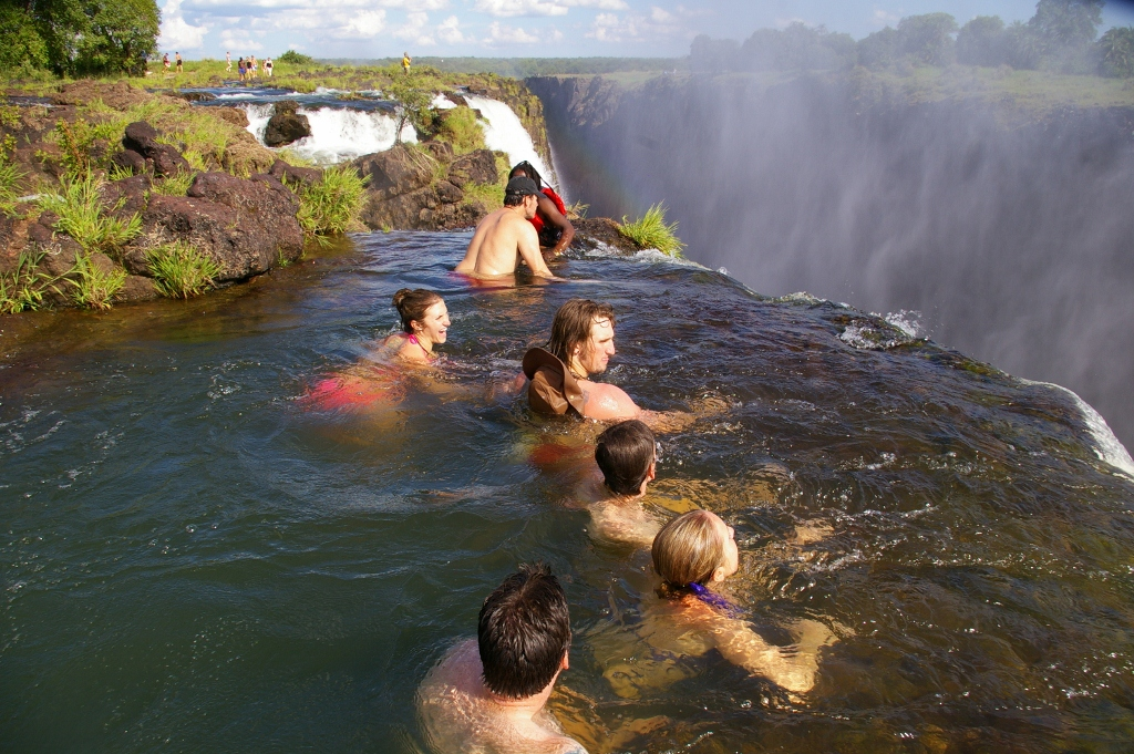 Annie shoberg chasing waterfalls in livingstone zambia for Devils swimming pool victoria falls