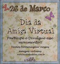 Feliz día de la Amiga Virtual..!!