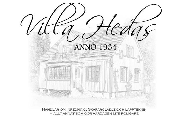 Villa Hedås