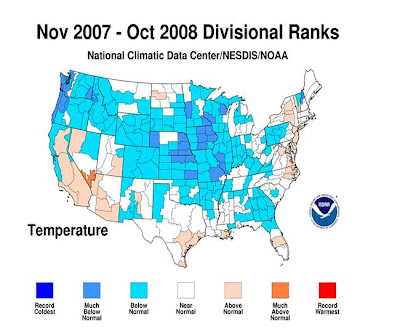 Brrrr… NASA Reports Bogus Global Warming Numbers- Again