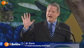 "Al Gore: ""North Pole Will Disappear in 5 Years"" (Video)"