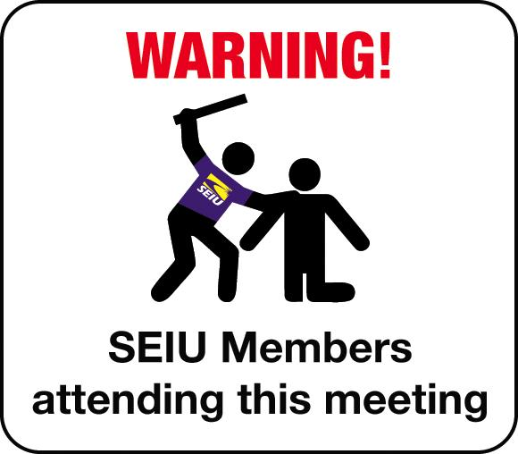 obama stashing SEIU money