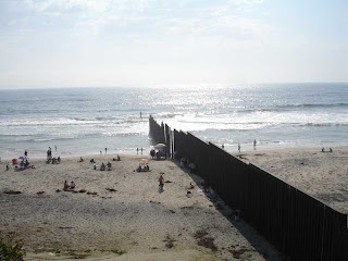 Nyarlathoblog: The US - Mexico Border
