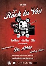 3º ROCK IN VOX