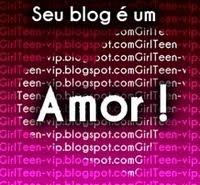 Seu blog é um amor!