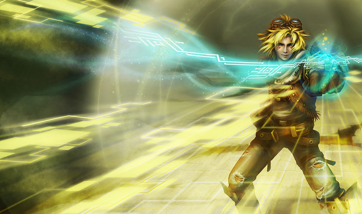 Ezreal - The Best and Weirdest Guide Out There!! by God of ...
