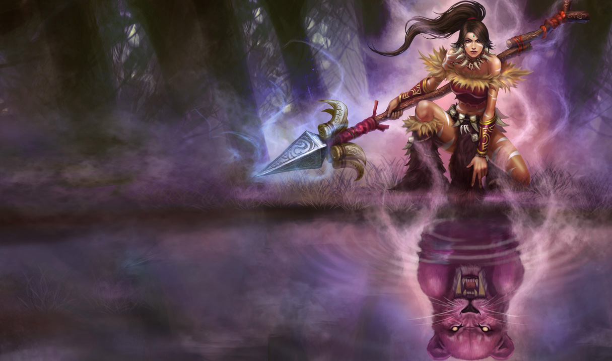 Nidalee Wallpaper