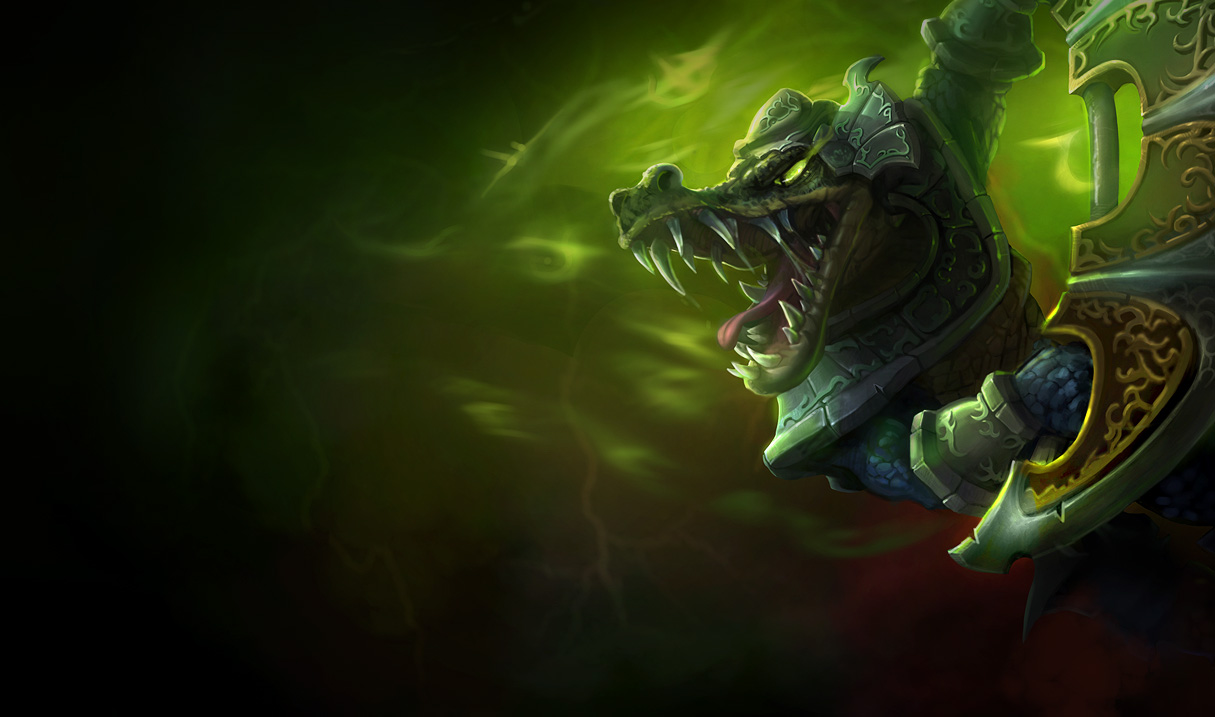 League of Legends Wallpaper: Renekton - The Butcher of the ...