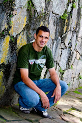 Escritor Rogério Rodrigues
